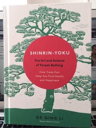 Shinrin Yoku book